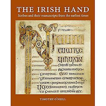 Den irländska handen: Skriftlärda och deras manuskript från äldsta tider