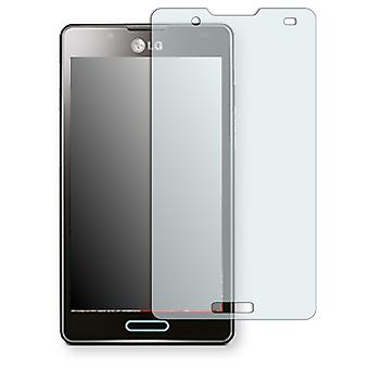 LG P710 Optimus L7 II screen protector - Golebo crystal clear protection film