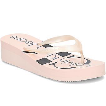 Calvin Klein Jeans RE9856PINK kvinner sko