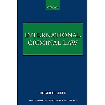 International Criminal Law (Oxford International Law Library)