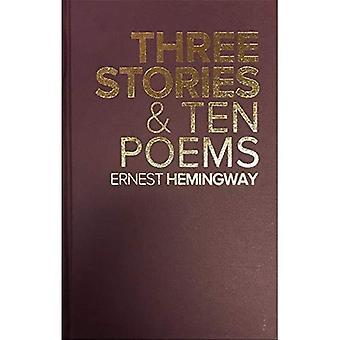 Drei Geschichten & zehn Gedichte