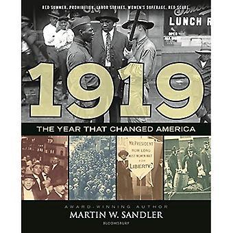 1919 året som forandret Amerika