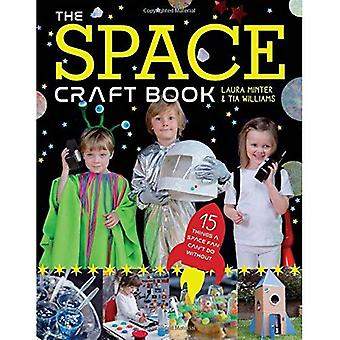 The Space Craft Book: 15 Things an Astronaut Can't Do Without! (Little Button Diaries)