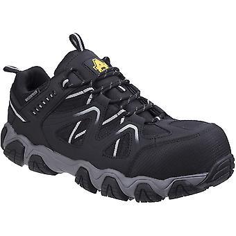 Amblers Mens AS712 Oakham Light Waterproof Safety Shoes