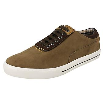 Mens Lambretta Casual Shoes Arabour