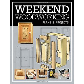 Weekend Woodworking by GMC Editors - 9781784942434 Book