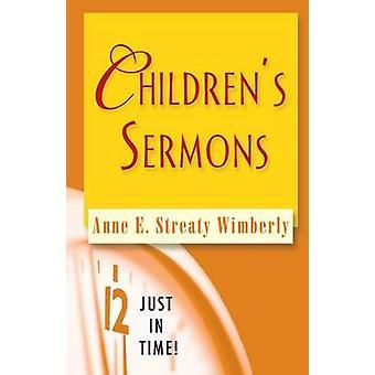 Childrens Sermons par Wimberly & Anne E. Streaty