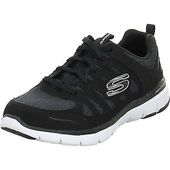 Skechers Low Billow 13061BKW universal all year women shoes