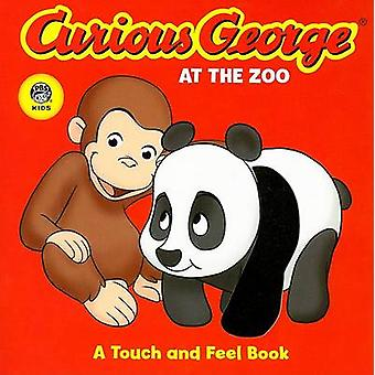Curious George at the Zoo by H a Rey - 9780618800421 Book