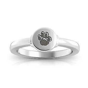 University Of Pittsburgh - Panthers Logo Engraved Signet Ring