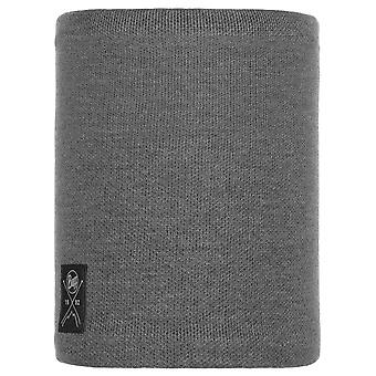 Buffera gris Neo knitted y Polar Neckwarmer