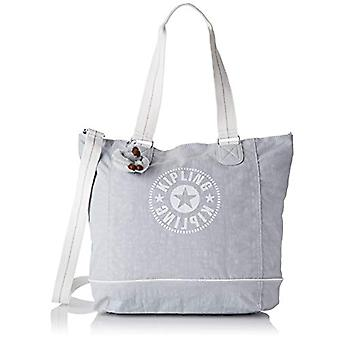 Kipling Shopper C - Active Grey Bl Bags