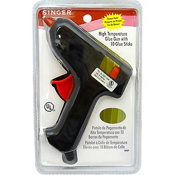 High Temp Glue Gun with 10 Glue Sticks 489