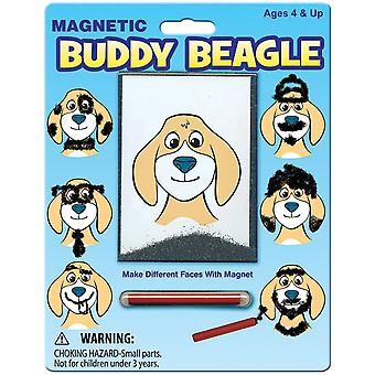 Buddy Beagle Magnetic Personalities Patch Products Mww 38 Mww 38