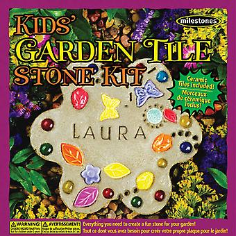 Kids tuin Tile Stone Kit 90111241