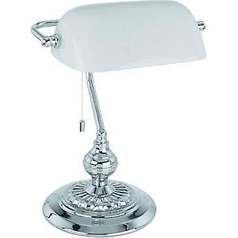 Desk lamp HV halogen E27 60 W EGLO Banker Traditio