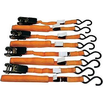 Double strap Low lashing capacity (single/direct)=225 null (L x W) 4.5 m x 25 mm cartrend 70166