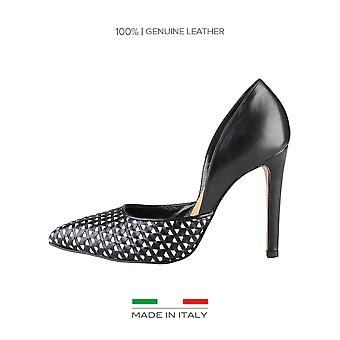 Made in Italia High Heels Black Women's