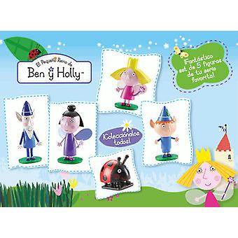 Bizak Ben And Holly Pack 5 Figures
