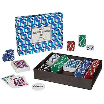 Wild and Wolf Wild & Wolf Poker Set