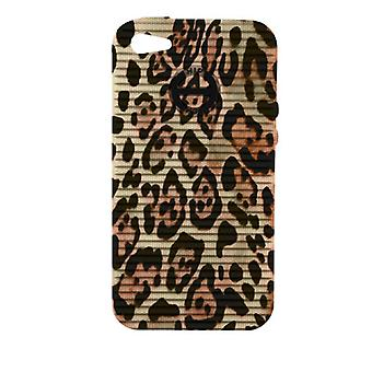 Hip Hop Cover Handyhülle Iphone 4 / 4s Animalier HCV0063 jaguar