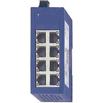 Unmanaged Hirschmann SPIDER 8TX No. of Ethernet ports 8