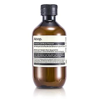 Aesop Geranium Leaf Body Cleanser 200ml / 7.2 oz