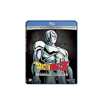 Dragon Ball Z-Movie 5 & 6 [BLU-RAY] USA import