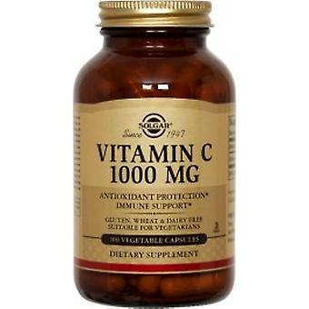 Solgar - vitamine C 1000mg 100VCaps