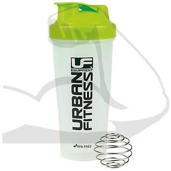 UFE Protein Shaker Bottle 700ml With Shaker Ball