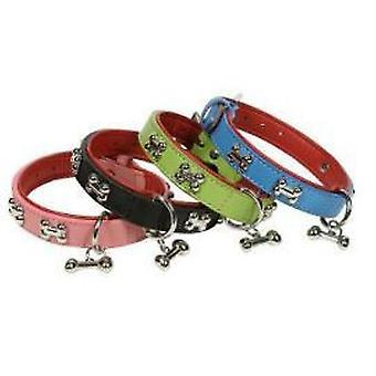 Doggy Things BONES COLLAR NEGRO TALLA 70 CM/28  (Dogs , Walking Accessories , Collars)