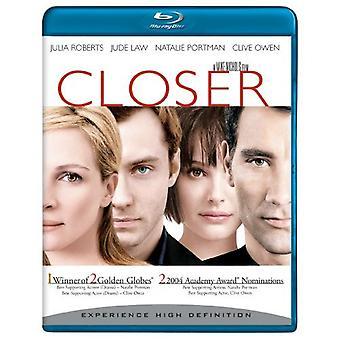Closer [BLU-RAY] USA import
