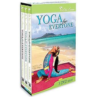 Wai Lana - Yoga voor iedereen [DVD] USA import