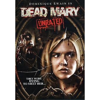 Dead Mary [DVD] USA importerer