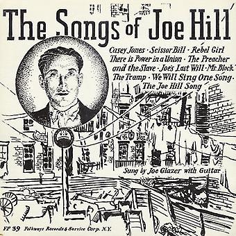Joe Glazer - importazione USA canzoni di Joe Hill [CD]