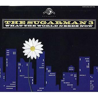 Sugarman 3 - hvad verden har brug for nu [CD] USA importen