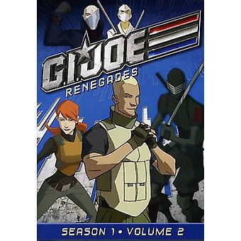 Gi ジョー レネゲイズ Vol. 2 シーズン 1 [DVD] アメリカ インポートします。