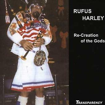 Rufus Harley - genskabelse af guderne [CD] USA importen