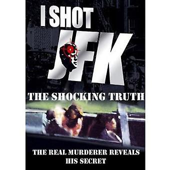 Jeg skød JFK: The Shocking Truth [DVD] USA import