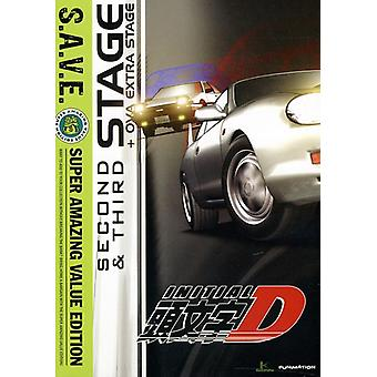 Stage Two & Stage Three-S.a.V.E. [DVD] USA import