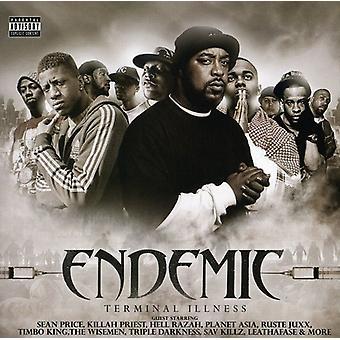 Endemic - Terminal Illness [CD] USA import