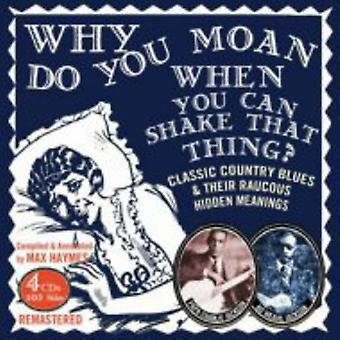 Papa Charlie Jackson - hvorfor du jamre når du kan ryste at [CD] USA import
