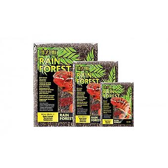 Exo Terra Rainforest substrate 4.4 L (Reptiles , Beds and Hammocks)