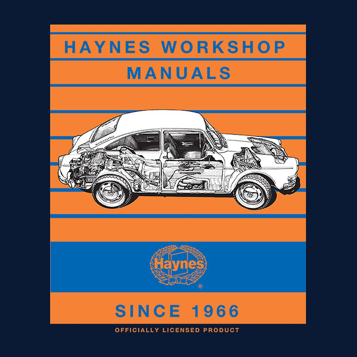 Vw 1600 Max Rpm: Haynes Workshop Manual 0084 VW 1600 Fastback Stripe Herren
