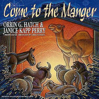Perry/Hatch - venir à la crèche [CD] USA import