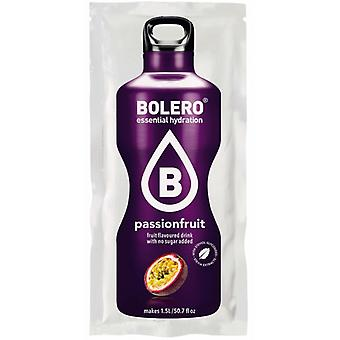 Bolero Drinks Passion Fruit con Stevia Caja 24 Unidades