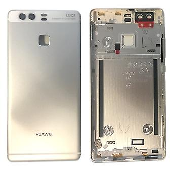 Battery cover complete back cover for Huawei P9 white spare parts spare parts new