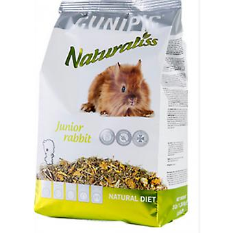 Cunipic Junior Rabbit Naturaliss (Small animals , Dry Food and Mixtures)