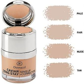 Dermacol  Caviar Long Stay Make-Up & Corrector 3 (Woman , Makeup , Face , Concealers)