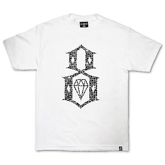 Rebel8 Overspray T-shirt White